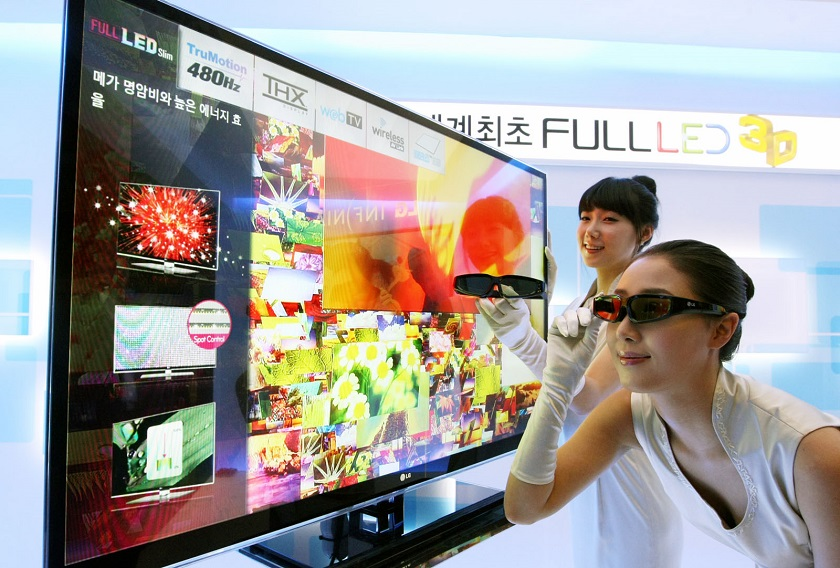 innovation of 8K TV at Olympics in Tokyo