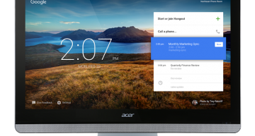 Office Meetings Are No Longer a Hassle, Thanks to Acer Chromebase