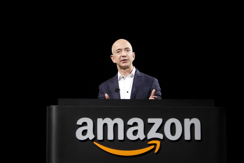 Amazon in space