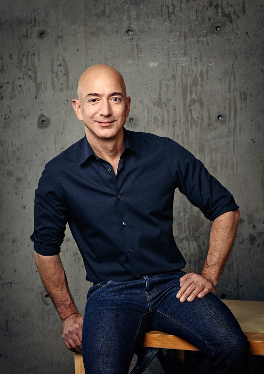 Amazon Inc. Jeff Bezos