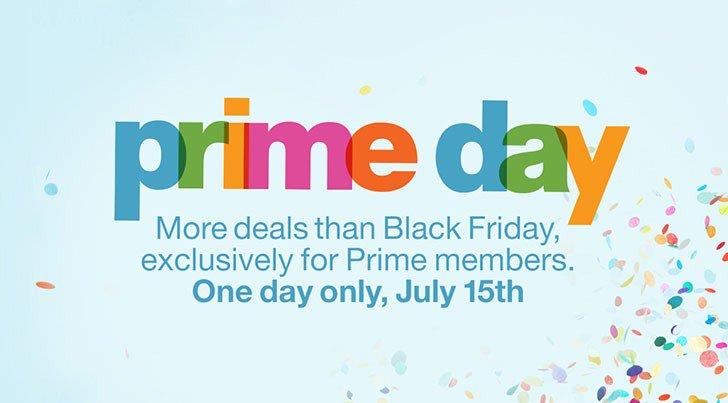 Amazon annual prime day