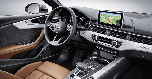 Audi A5 Sportback Features