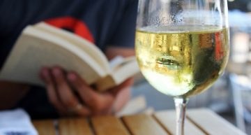 At Wine Serving Barnes & Noble Bookstores, Sip Happens!