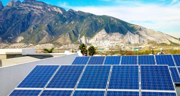 China is now the biggest producer of solar energy despite low energy output ratio
