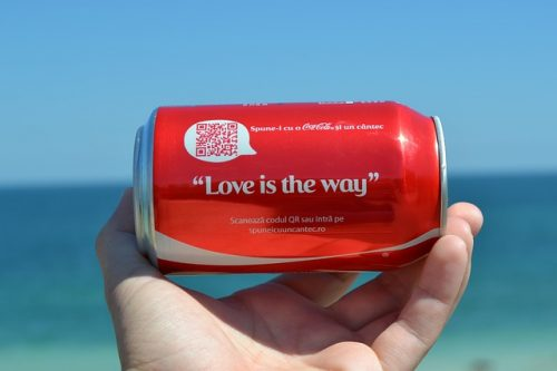Brand Evolution - Coca Cola
