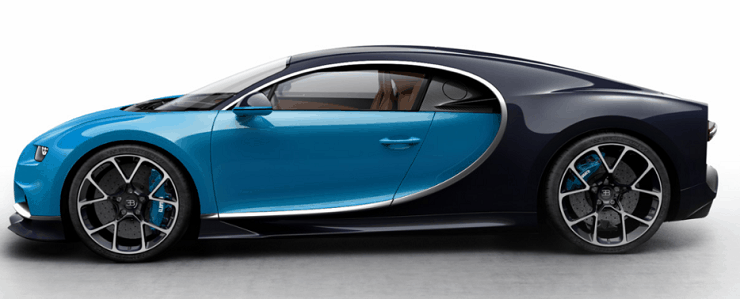 Bugatti 2 Chiron