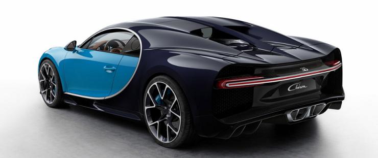 Bugatti 4 Chiron