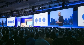 Build 2016: Microsoft's Three Day Sojourn in California