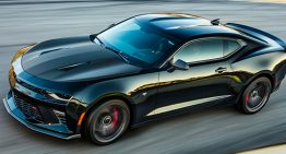 Chevrolet Camaro 1LE Claims to be the Future of Racetrack Driving