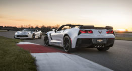 The 2018 Chevrolet Corvette 65 Is A Limited Edition Anniversary Present