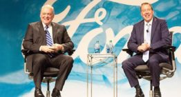 Ford CEO Mark Fields Out; Jim Hackett Takes Over