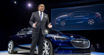 Ed Welburn Retires, Welcomes New GM VP of Design Michael Simcoe