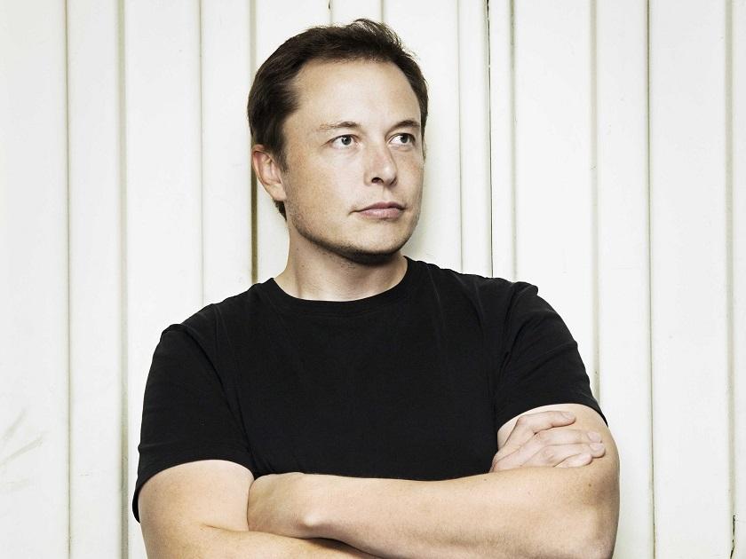 Elon musk self-made millionaire