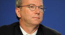 Google Inc. Awards $106 Million Bonus to Eric Schmidt