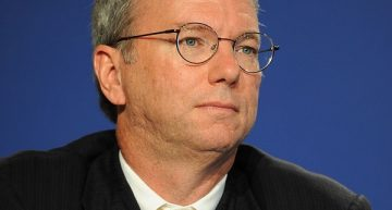 Google Inc. Awards $106 Million Bonus to Eric Schmidt