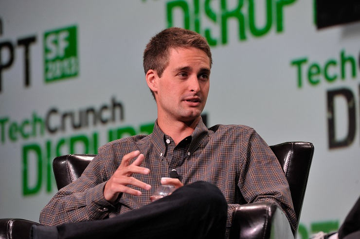 Evan_Spiegel_at_TechCrunch Snapchat IPO