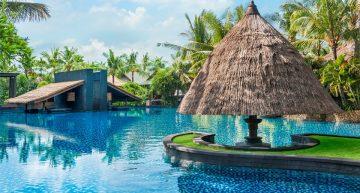 St. Regis Bali Resort 'A Spiritual Boomerang'