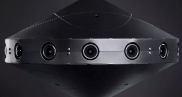 Facebook Reportedly Unveils Surround 360 VR Camera at F8 Conference