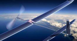 Facebook's Solar-Powered Aquila Drone Finally Takes Flight
