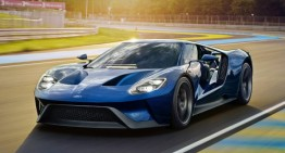 Ford GT Supercar is a Dream Come True for Non-Racing Drivers