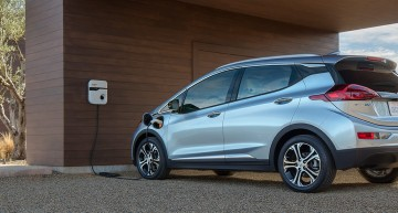 GM Bolt EV at CES 2016 GM unveiled $30K 2017 Chevrolet Bolt, which brings 200 miles of all-electric driving to the masses.