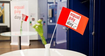 On Equal Pay Day, Let's Vow to End the Gender Pay Gap