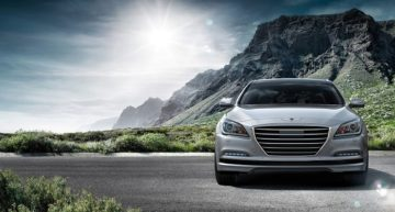 The Genesis GV80 Concept is a Hydrogen Fuel Cell Luxury SUV