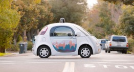 Google Self-Driving Car is now a Certified AI Driver