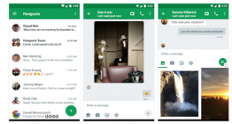 Google Hangouts on Android Adds Support for Video Messaging