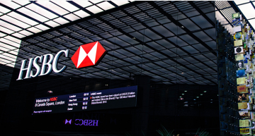 HSBC Profits Fall 86% after Disposal of Brazil Operations