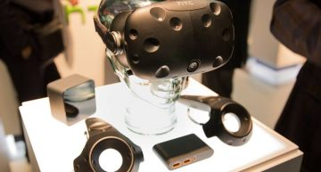 HTC Announces Vive X, a $100 Million VR Accelerator Program for Start-Ups