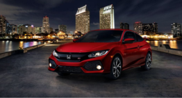 Honda Civic Si Ups the Game of a Regular Sedan