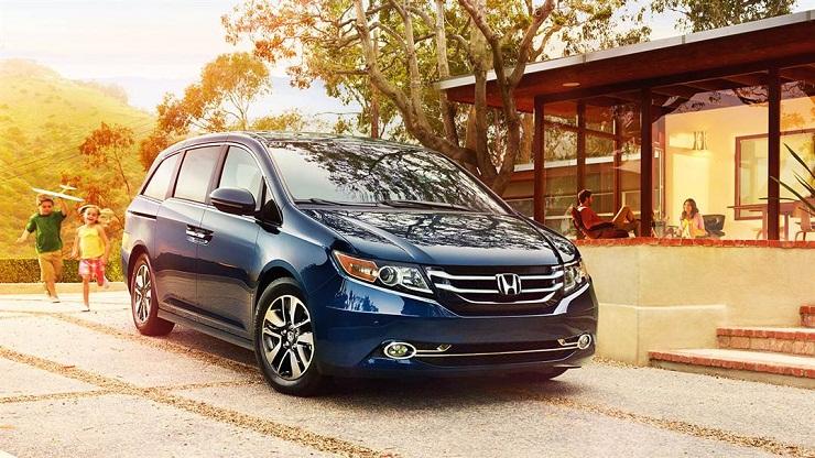 Honda-Odyssey-front