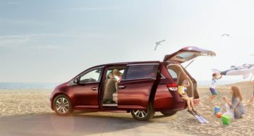 Enjoy a Luxurious yet Comfortable Drive with your Family in the Honda Odyssey