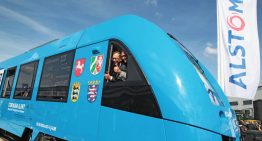 World's First Hydrogen Powered Train to be Launched in Germany by 2017