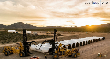 Hyperloop One Eyes Russia, Plans a Futuristic Passenger System in Moscow