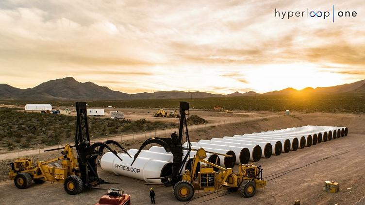 Hyperloop One cofounder leaves
