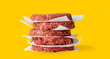 The 'Impossible Burger' that People Are Waiting In Lines For