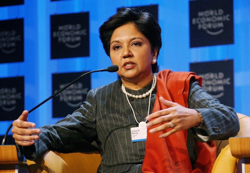 Indra Nooyi, Chairman and Chief Executive Officer, PepsiCo, USA