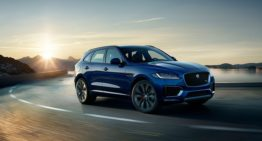 Meet the World Car of the Year 2017: The Jaguar F-Pace