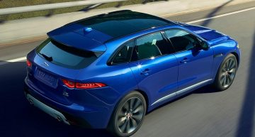 Jaguar F-pace SUV Review: SUV Experience Redefined