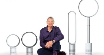 James Dyson: The Steve Jobs of Industrial Design