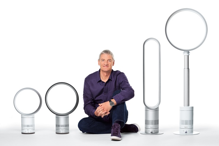 James Dyson The Steve Jobs Of Industrial Design