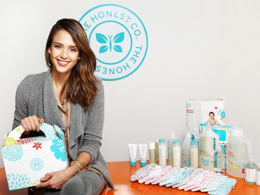 Jessica Alba's Honest Company
