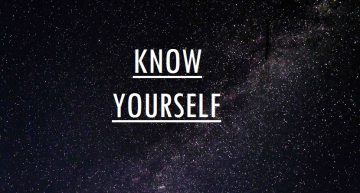 Great Leadership Starts With Knowing Yourself