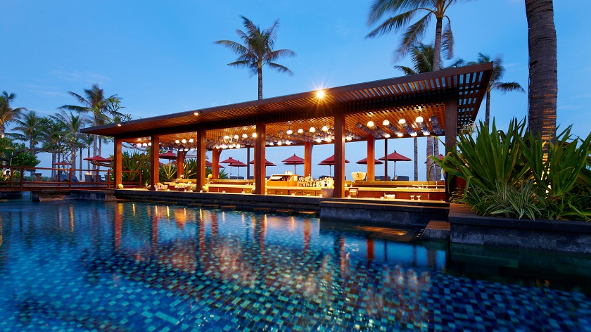 LPSVistaBar St Regis Bali resort