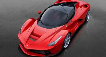 LaFerrari: The Most Expensive Car of the Century for a Noble Cause