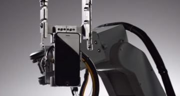 Apple unveils Liam, a robotic system to dismantle, refurbish and reuse devices