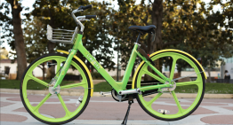 LimeBike brings Kiosk-Free Bike Sharing to U.S