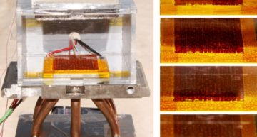 MIT Solar Cube Extracts Moisture from Air and Provides Water even in Deserts